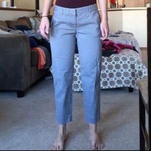 J. Crew Cotton Pants